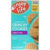 Enjoy Life Foods, Handcrafted Crunchy Cookies, Sugar Crisp, 6.3 oz (179 g)