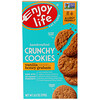 Enjoy Life Foods, Handcrafted Crunchy Cookies, Vanilla Honey Graham, 6.3 oz (179 g)