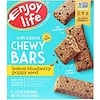 Enjoy Life Foods, Soft Baked Chewy Bars, Lemon Blueberry Poppy Seed, 5 Bars, 1.15 oz (33 g) Each
