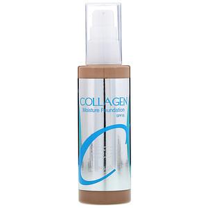 Enough, Collagen, Moisture Foundation, SPF 15, #23, 3.38 fl oz (100 ml) отзывы покупателей