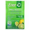 Ener-C, Vitamin C, Multivitamin Drink Mix, Lemon Lime, 1,000 mg, 30 Packets, 0.3 oz (9.56 g) Each