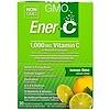 Ener-C, Vitamin C, Effervescent Powdered Drink Mix, Lemon Lime, 30 Packets, 10.1 oz. (285.6 g)