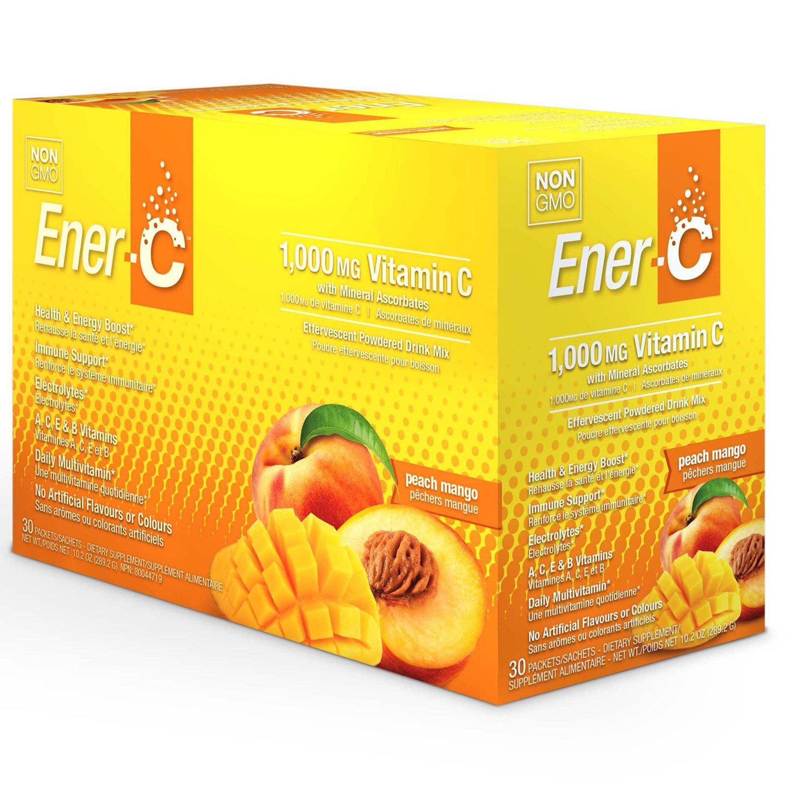 mango c vitamin