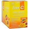 Ener-C, Vitamin C, Effervescent Powdered Drink Mix, Peach Mango, 30 Packets, 10.2 oz (289.2 g)