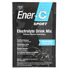 Ener-C, Sport, Electrolyte Drink Mix, Mixed Berry, 12 Packets, 0.1 oz (3.43 g) Each