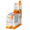 Ener-C, витаминC, смесь для приготовления мультивитаминного напитка со вкусом апельсина, без сахара, 1000мг, 30пакетиков, 5,35г (0,2унций) в каждом