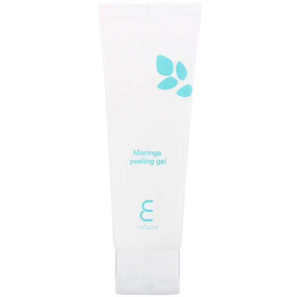 E-Nature, Moringa Peeling Gel, 4.2 fl oz (125 ml)