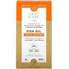Enzymedica, Aqua Biome, Fish Oil + Meriva Curcumin, Lemon , 1,200 mg, 60 Softgels