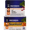 Enzymedica, BeanAssist, 30 Capsules