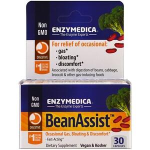 Энзаймедика, BeanAssist, 30 Capsules отзывы