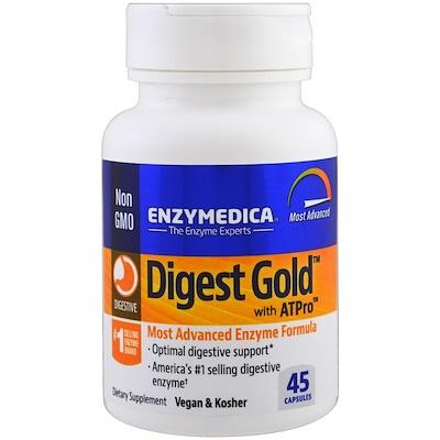 Digest Gold с ATPro, 45 капсул