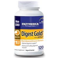 Digest Gold с ATPro, 120 капсул - фото