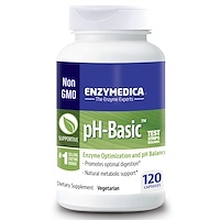 pH-Basic, 120 капсул - фото