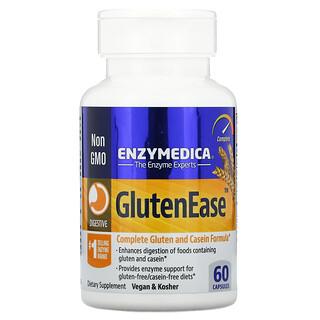 Enzymedica, GlutenEase, 60 Capsules
