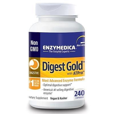 Digest Gold с ATPro, 240капсул