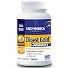 Enzymedica, Digest Gold + Probiotics, 180 Capsules