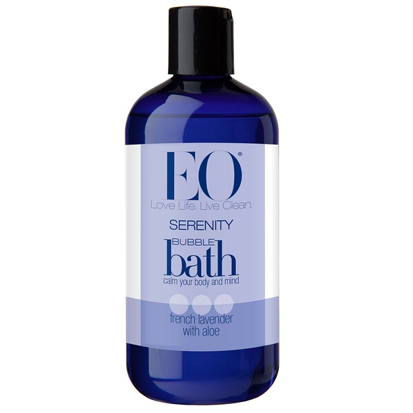 EO Products, Bain Moussant Sérénité, Lavande et Aloe Vera, 355 ml (12 fl oz) (Discontinued Item)
