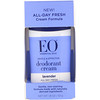 EO Products, Deodorant Cream, Lavender, 1.8 oz (53 g)