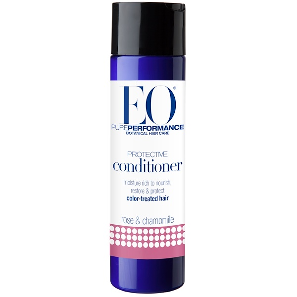 EO Products, Protective Conditioner, Rose & Chamomile, 8.4 fl oz (248 ml)