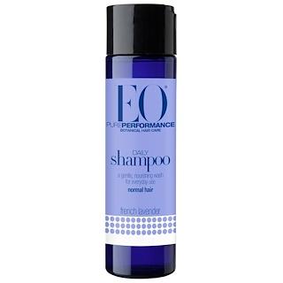 EO Products, Daily Shampoo, French Lavender, 8.4 fl oz (250 ml)