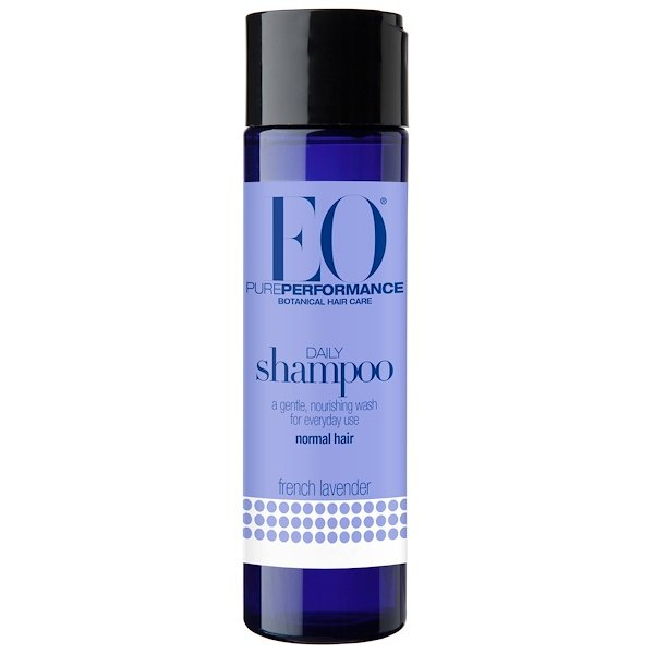 EO Products, Daily Shampoo, French Lavender, 8.4 fl oz (250 ml) (Discontinued Item)