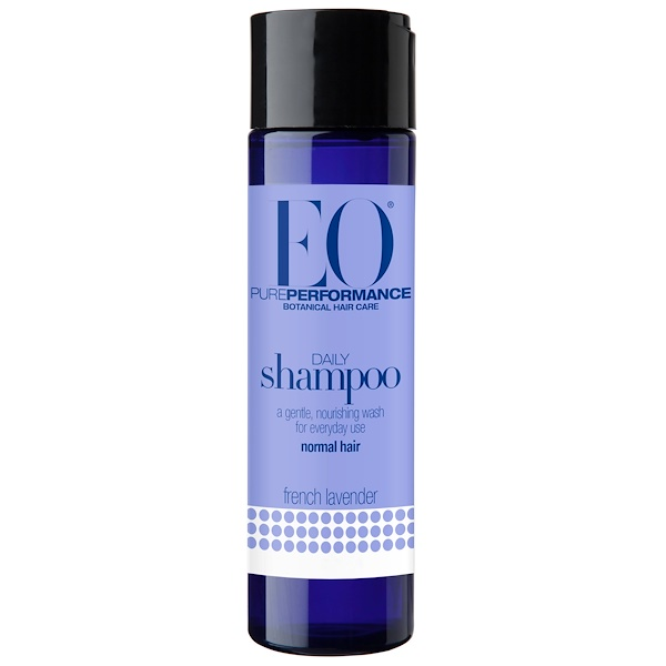 EO Products, Daily Shampoo, French Lavender, 8.4 fl oz (250 ml)