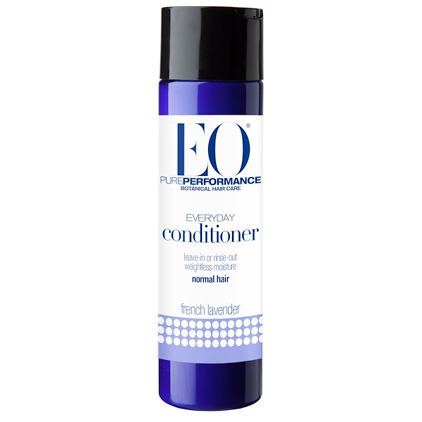 EO Products, Everyday Conditioner, French Lavender, 8.4 fl oz (248 ml)