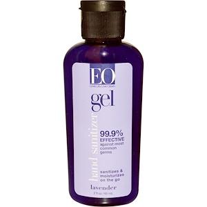 ИО Продактс, Hand Sanitizer, Lavender, 2 fl oz (60 ml) отзывы покупателей