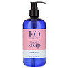 EO Products, Sabonete, Rosa e Limão, 12 fl oz (355 ml)