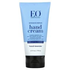 EO Products, 高效修復護手霜,法國薰衣花草,2.5 液量盎司(74 毫升)