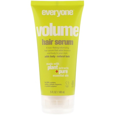 EO Products Voume Hair Serum, 5 fl oz (148 ml)