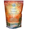 Earth Circle Organics, Coconut Sugar Crystals, 14 oz (397 g)
