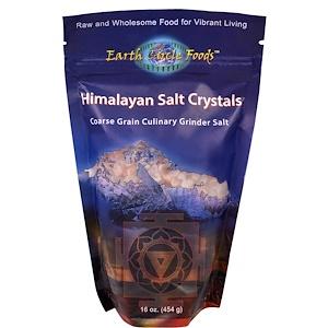 Ёрт Секл органикс, Himalayan Salt Crystals, 16 oz (454 g) отзывы