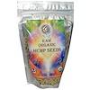 Earth Circle Organics, Raw Organic Hemp Seeds, 12 oz (340 g) (Discontinued Item)
