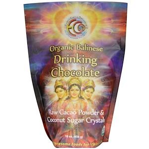 Ёрт Секл органикс, Organic Balinese Drinking Chocolate, 16 oz (454 g) отзывы покупателей