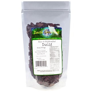 Earth Circle Organics, Dulse crue et sauvage, 114 g