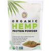 Earth Circle Organics, Organic Hemp Protein Powder,  8 oz (226.7 g)