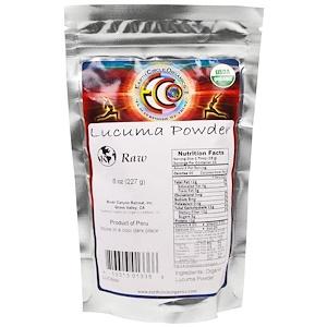 Ёрт Секл органикс, Organic Raw Lucuma Powder, 8 oz (227 g) отзывы