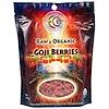 Earth Circle Organics, Сырые органические ягоды годжи, 8 oz (227 г)