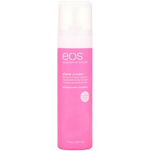ИОС, Shave Cream, Pomegranate Raspberry, 7 fl oz (207 ml) отзывы покупателей
