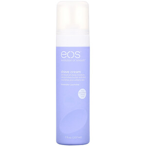 ИОС, Shave Cream, Lavender Jasmine, 7 fl oz (207 ml) отзывы покупателей