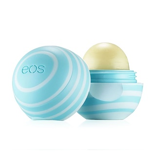 EOS, Visibly Soft Lip Balm Sphere, Vanilla Mint, .25 oz (7 g)