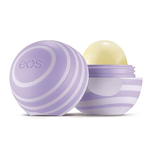 EOS, Visibly Soft Lip Balm Sphere, Blackberry Nectar, 0.25 oz (7 g)