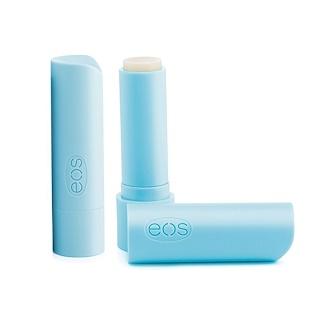 EOS, 潤唇膏,阿薩伊藍莓,2包,每隻0.14盎司(4克)
