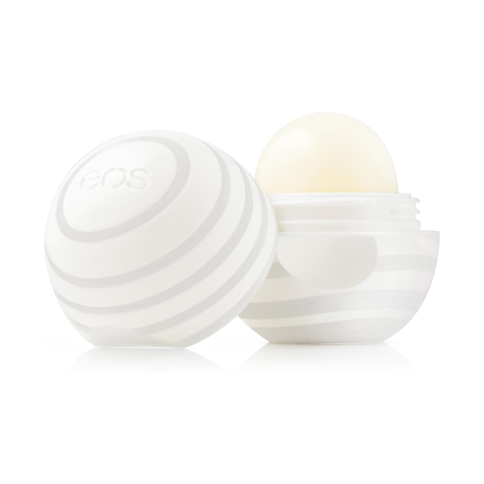 Eos Visibly Soft Lip Balm Sphere Neutral Flavor 25 Oz 7