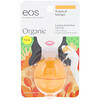 EOS, オーガニックリップバーム、トロピカルマンゴー、0.25 oz (7 g)
