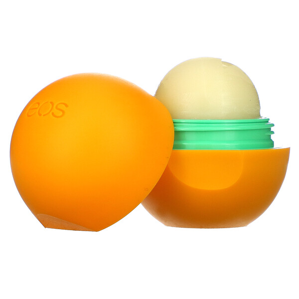 Organic 100% Natural Shea Lip Balm, Tropical Mango, 0.25 oz (7 g)