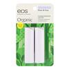 EOS, オーガニックの持続性保湿リップケア、ピュア & 無添加、香料なし、2本入り、各 0.14 oz (4 g) Each