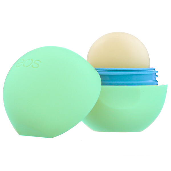 Super Soft Shea Lip Balm, Triple Mint, 0.25 oz (7 g)