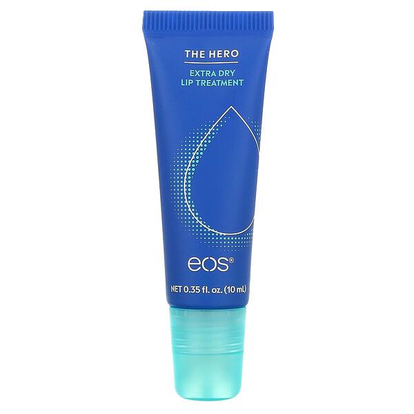 The Hero, Lip Repair Extra Dry Lip Treatment, 0.35 fl oz (10 ml)